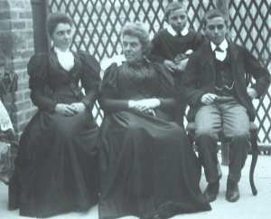 George Family Group Image