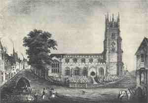 St. Andrews 1810 Image